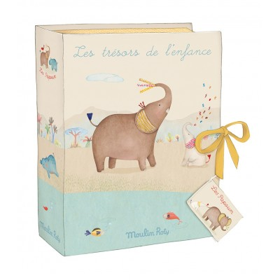 Baby Birth Souvenirs Box