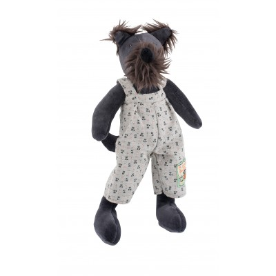 Moulin Roty La Grande Famille Little Walter the Dog 30cm