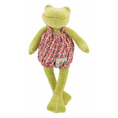 Moulin Roty La Grande Famille Little Perlette the Frog 30cm