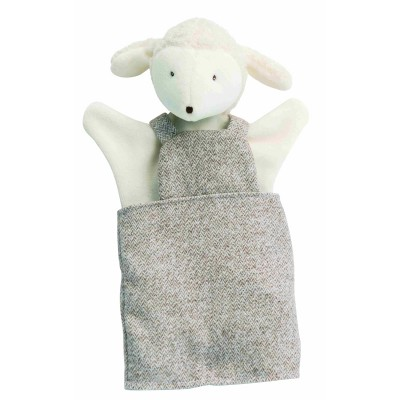 Moulin Roty La Grande Famille Hand Puppet - Albert the Sheep 25cm