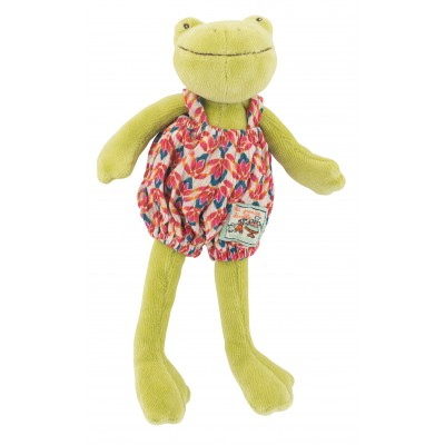 Moulin Roty La Grande Famille Small Perlette the Frog 20cm