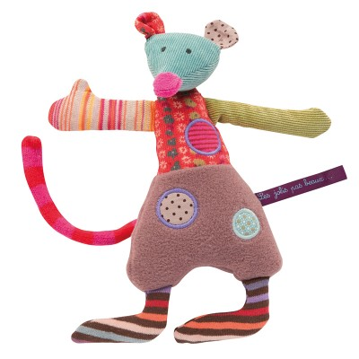 Moulin Roty Les Jolis Pas Beaux Little Mouse Doll 22cm