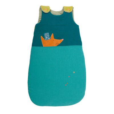 Baby Boy Blues Security Sleeping Bag, 70Cm