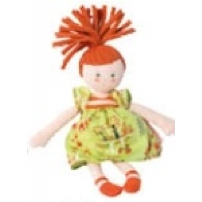 Petite Pomme Red Hair Small Doll, 26Cm