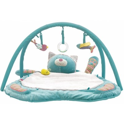 Moulin Roty Les Pachats Baby Activity Playmat 87x82x50cm