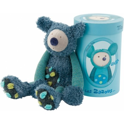 Moulin Roty Les Zazous Blue Koala in a Gift Box 33cm