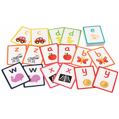 ELC Alphabet Pairs - Lower Case
