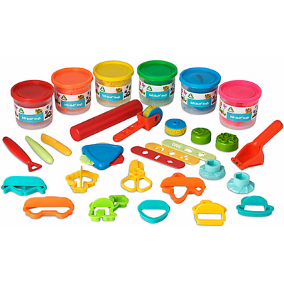 ELC Bumper Dough and Tool Set