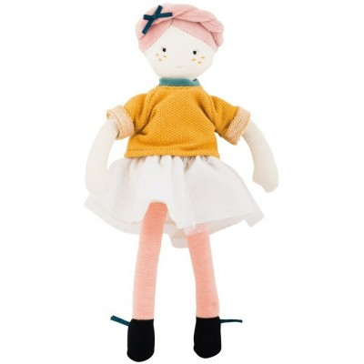 Mademoiselle Blanche Little Doll