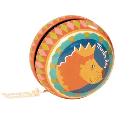 Metal Lion Yoyo