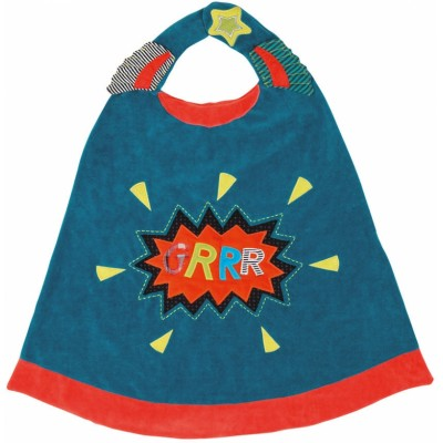 Moulin Roty Les Mask'ottes Super Hero Cape 18mos+