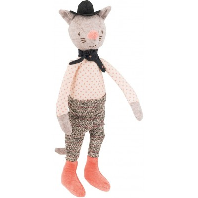 Moulin Roty Il Etait Une Fois Mini The Gallant Cat 24cm