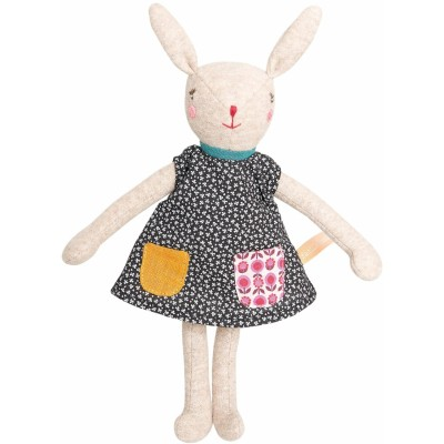 Moulin Roty La Famille Mirabelle Camomillle Big Sister Rabbit 23cm