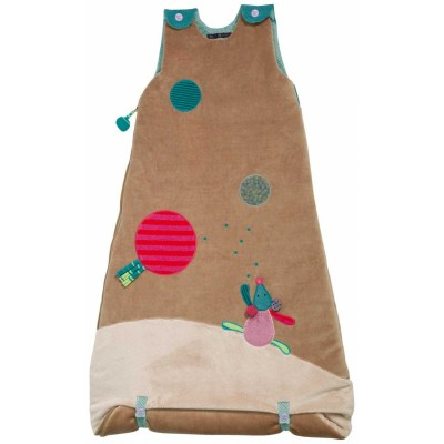 Moulin Roty Les Jolis Pas Beaux Extendable Baby Sleeping Bag 90/110cm