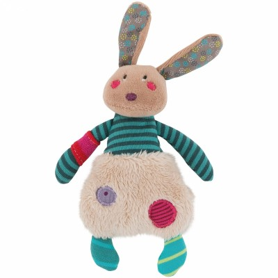 Moulin Roty Les Jolis Pas Beaux Little Rabbit Doll 15cm