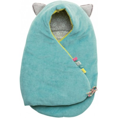 Moulin Roty Les Pachats Newborn Sleeping Cocoon 70x40cm