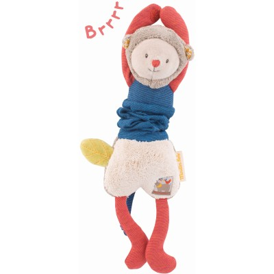 Moulin Roty Les Papoum Jittery Monkey 26cm