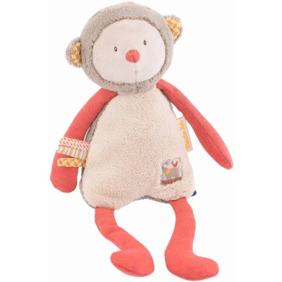 Moulin Roty Les Papoum Monkey Doll 29cm