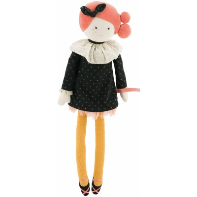 Moulin Roty Les Parisiennes Madame Constance Doll 47cm