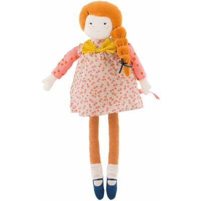 Moulin Roty Les Parisiennes Mademoiselle Colette Doll 39cm