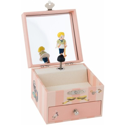 Moulin Roty Les Parisiennes Musical Jewellery Box 10.5x10.5x8.5cm