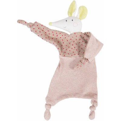 Moulin Roty Les Petits Dodos Mouse Baby Comforter 33cm