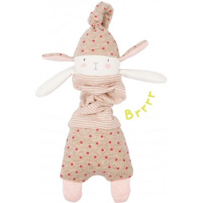 Moulin Roty Les Petits Dodos Jittery Rabbit 20cm