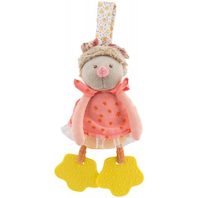 Moulin Roty Les Tartempois Firefly Rattle Toy 20cm