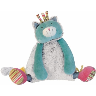 Moulin Roty Les Pachats Musical Chacha Doll 20cm