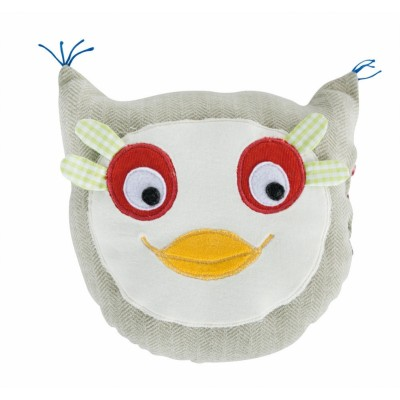 Owl Head Cushion