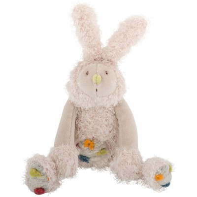Moulin Roty Les Zazous Little Rabbit 23cm