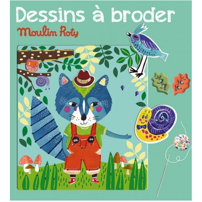 Sewing Cards Animaux