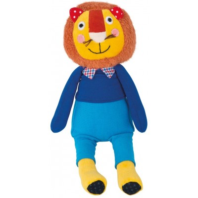 Moulin Roty Les Popipop Small Lion Doll 23cm