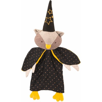 The Owl Magician Hand Puppet