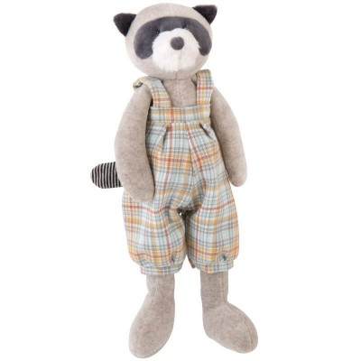 Moulin Roty La Grande Famille Little Simon the Raccoon 30cm