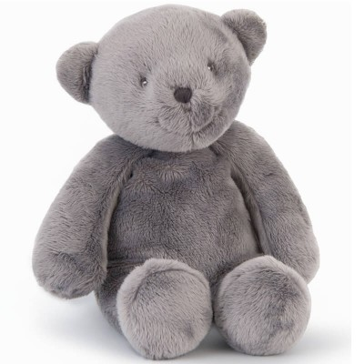 Moulin Roty Les P'tits Doudous Children's Charity Bear - Grey 30cm