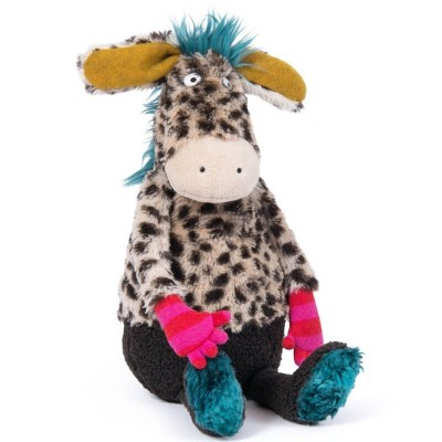 Moulin Roty Les Schmouks Plok the Leopard Soft Toy 46cm