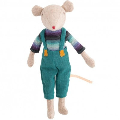 Moulin Roty La Famille Mirabelle Noisette Big Brother Mouse 30cm