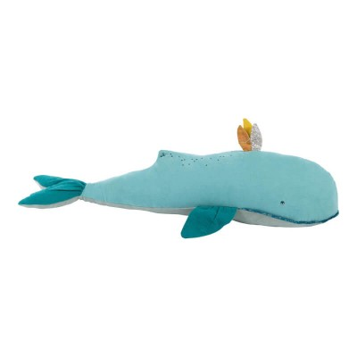 Moulin Roty Le Voyage d'Olga Josephine the Whale Giant Soft Toy 90cm