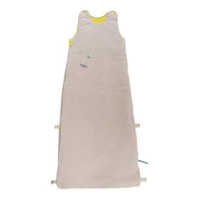 Moulin Roty Le Voyage d'Olga Grey Extendable Baby Sleeping Bag 90/110cm (3.3 TOG)