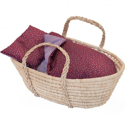 Moulin Roty Les Coquettes Moses Basket 50x27x18cm