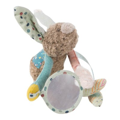 Moulin Roty Les Jolis Trop Beaux Activity Rabbit 22cm