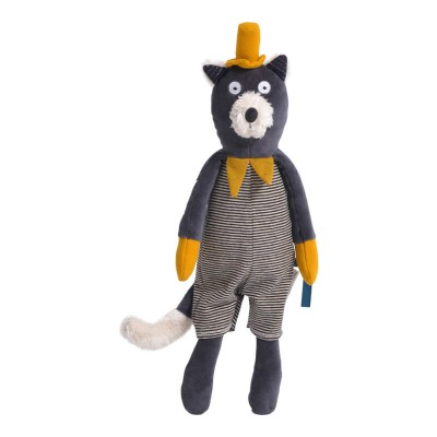 Moulin Roty Les Moustaches Alphonse the Cat Doll 39cm