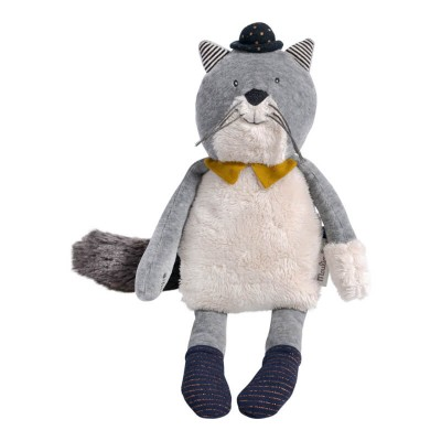 Moulin Roty Les Moustaches Fernand the Cat Doll 31cm