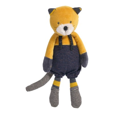 Moulin Roty Les Moustaches Lulu the Cat Doll 27cm
