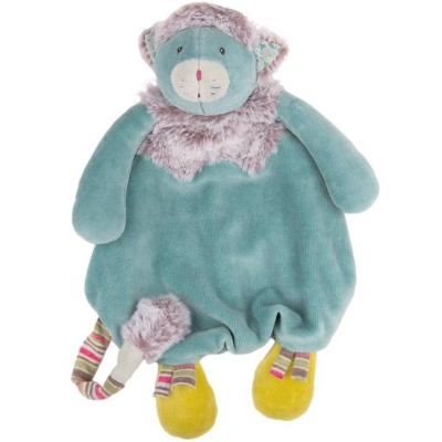 Moulin Roty Les Pachats Chubby Chacha Lovey Comforter 28cm