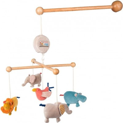 Moulin Roty Les Papoum Musical Mobile 35x65cm