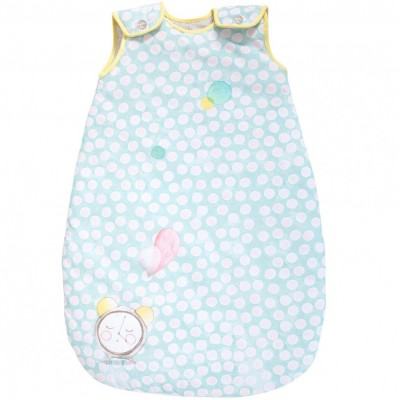 Moulin Roty Les Petits Dodos Blue Sleeping Bag 70cm