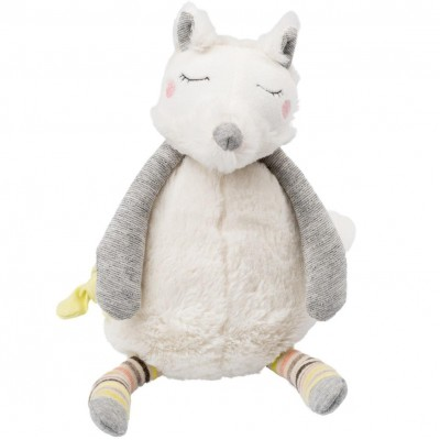 Moulin Roty Les Petits Dodos Dog Musical Doll 29cm