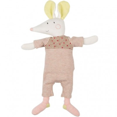 Moulin Roty Les Petits Dodos Mouse Doll 28cm
